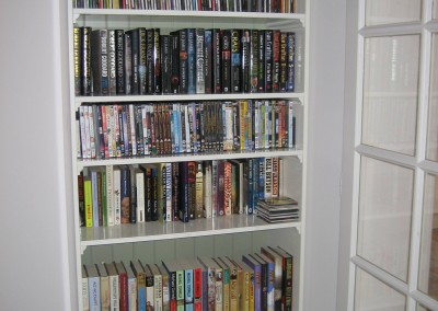 Books, CDs and DVDs
